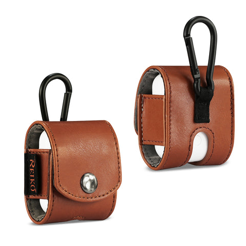 Leather Case for Airpod / Brown or Black