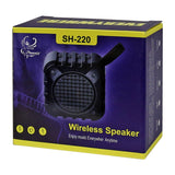 Wireless Speaker SH-220