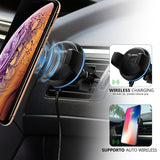 Wireless Charging Car Air Vent Holder