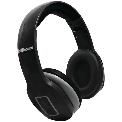 Billboard Headphones Billboard On-ear Bluetooth Headphones (black)
