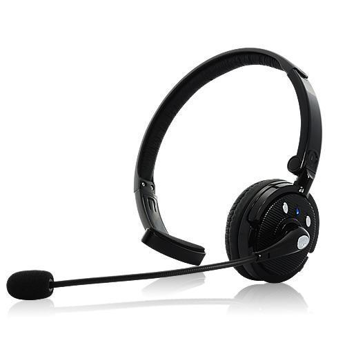 Bluetooth Headset With Boom Mic Madstar Mobile