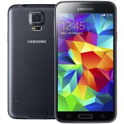 Madstar Mobile Phones black Samsung Galaxy S5