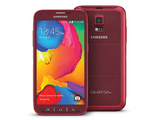 Madstar Mobile Phones red Samsung Galaxy S5 Sport