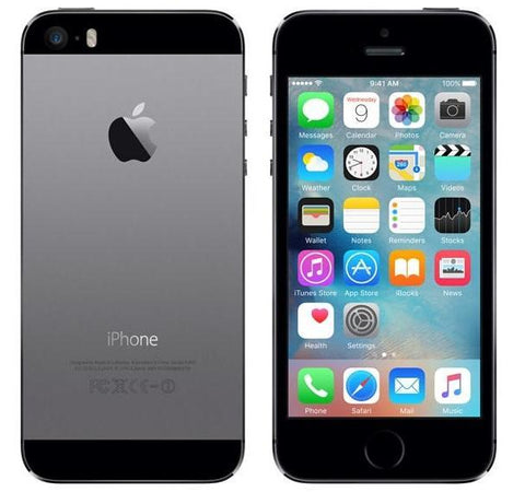 Madstar Mobile Phones space gray iPhone 5S