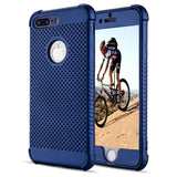 Modes Cases blue iPhone 6 / 6S  Shockproof Breathable Cooling Case