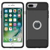 Modes Cases iPhone 6 / 6S Plus Shockproof 360° Ring Stand Case