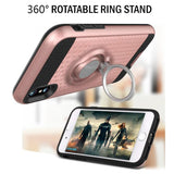 Modes Cases iPhone X Magnet Ring Stand Case