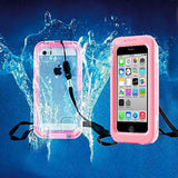 Modes Cases pink iPhone 6 / 6S Plus Sealed Waterproof Case
