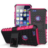 Modes Cases pink iPhone 6/6S TPU Slim Rugged Stand Case Cover
