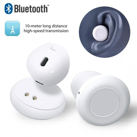 Modes Headphones Bluetooth 4.2 Noise Cancelling Ear Pods With Microphone
