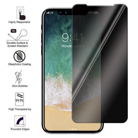 Modes Screen Protector Apple iPhone X Privacy Screen Protector