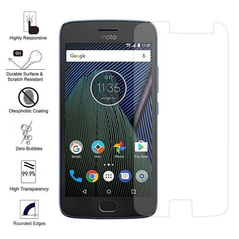 Modes Screen Protector Motorola Moto G5 Plus Screen Protector