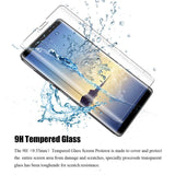 Modes Screen Protector Samsung Galaxy Note 8 5D Curved Glass Screen Protector