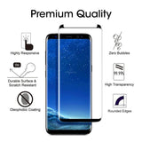 Modes Screen Protector Samsung Galaxy S8 3D Curved Screen Protector