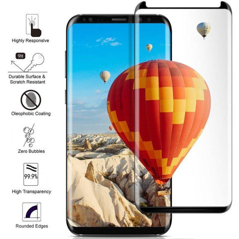 Modes Screen Protector Samsung Galaxy S9 PLUS 3D Curved Screen Protector