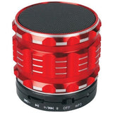 Naxa Portable Speakers red Bluetooth Speaker