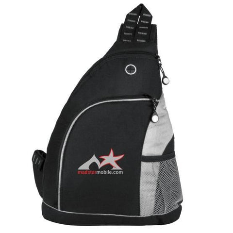 Vistaprint Backpack Twister Sling Bag