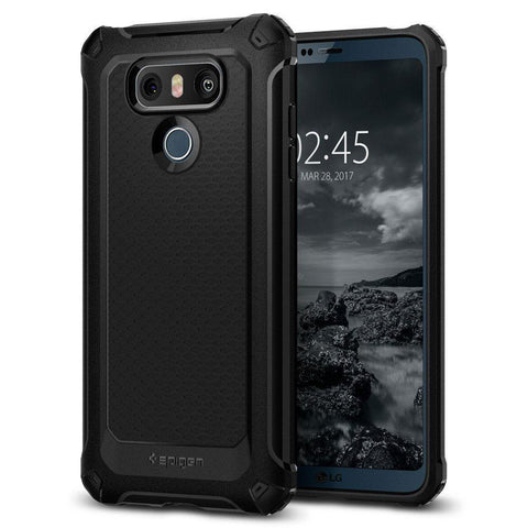 Voicecomm Cases LG G6 Rugged Armor Case