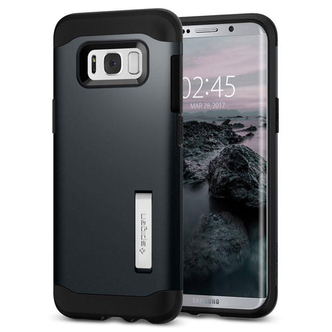 Voicecomm Cases metal Samsung Galaxy S8 Plus Slim Armor Case