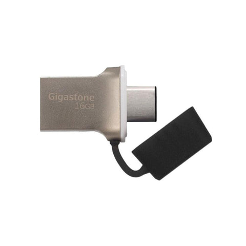 Voicecomm Cell Phone Accessories Gigastone USB 3.0 16GB OTG USB Type C Flash Drive