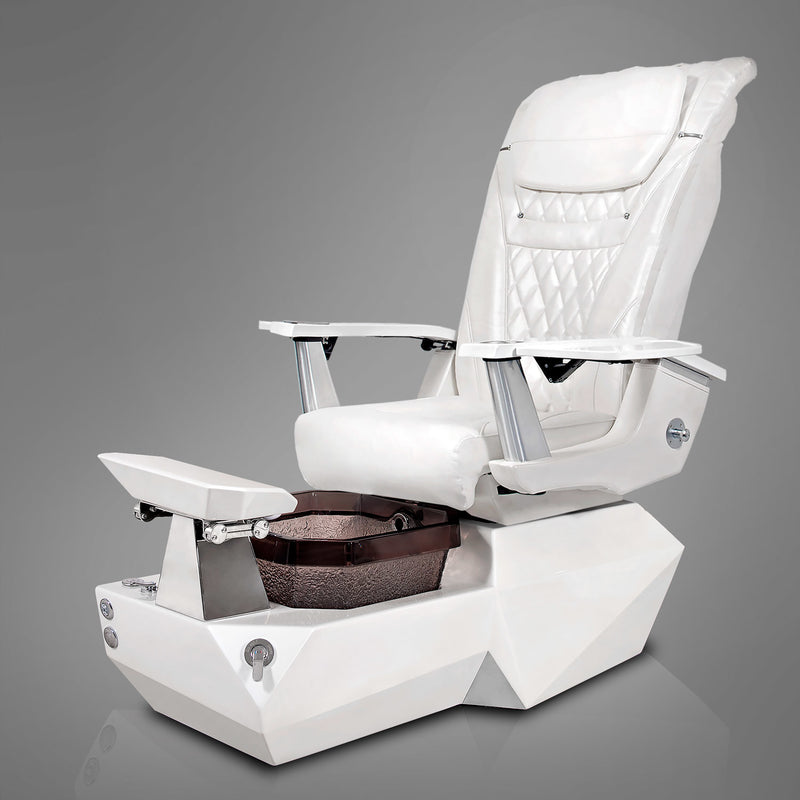 TRI ONE W PEDICURE CHAIR