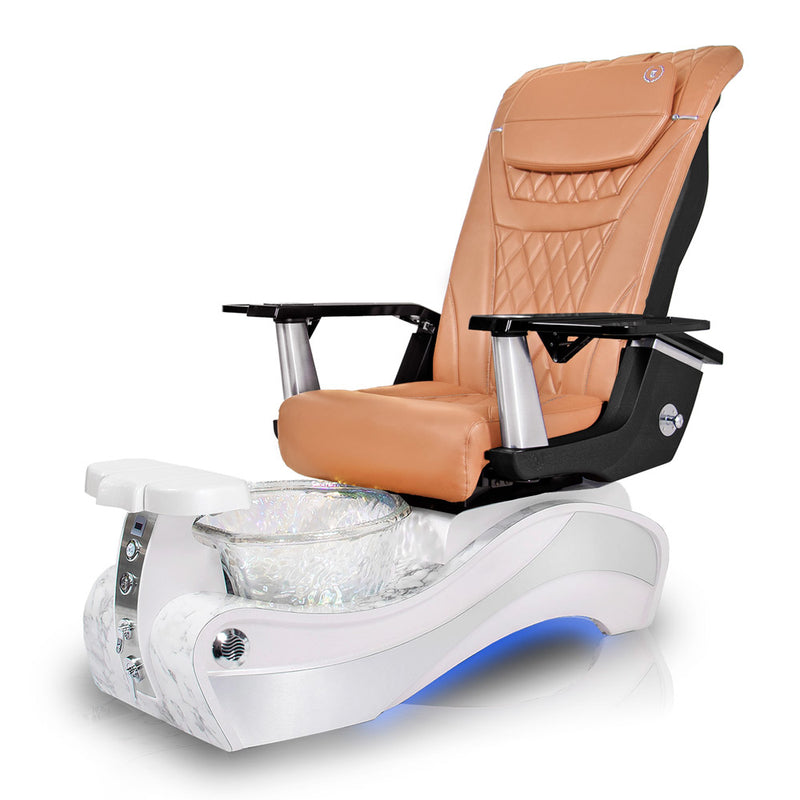 NEW BEGINNING MARBLE PEDICURE CHAIR