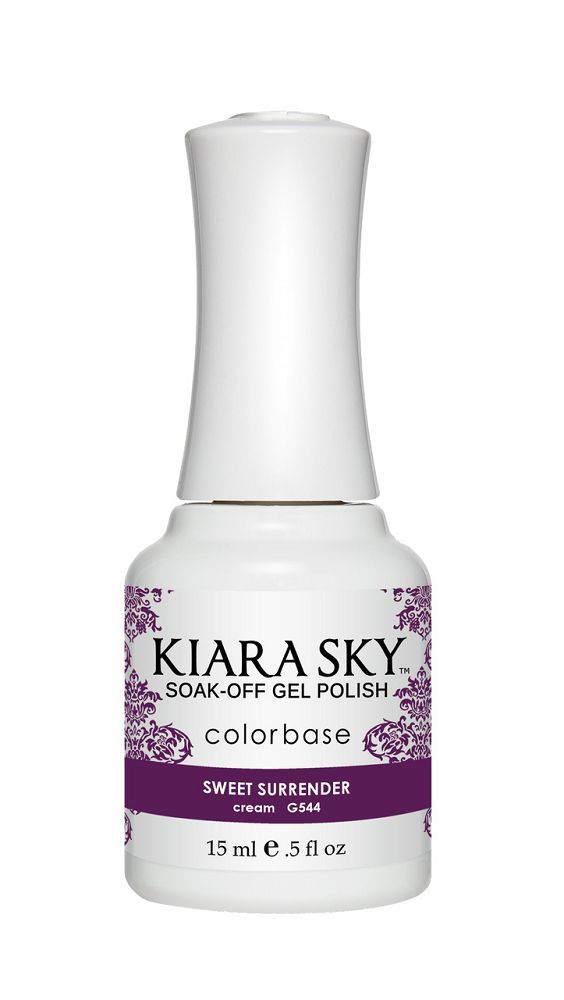 KIARA SKY GEL + MATCHING LACQUER (DUO) - G544 Sweet Surrender