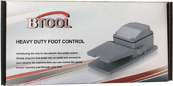 BTool  Heavy Duty Foot Control