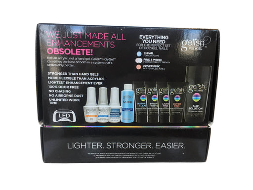 Gelish Poly Gel Master Kit