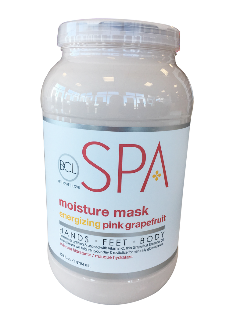 BCL Spa Moisture Mask Pink Grapefruit (128 oz)