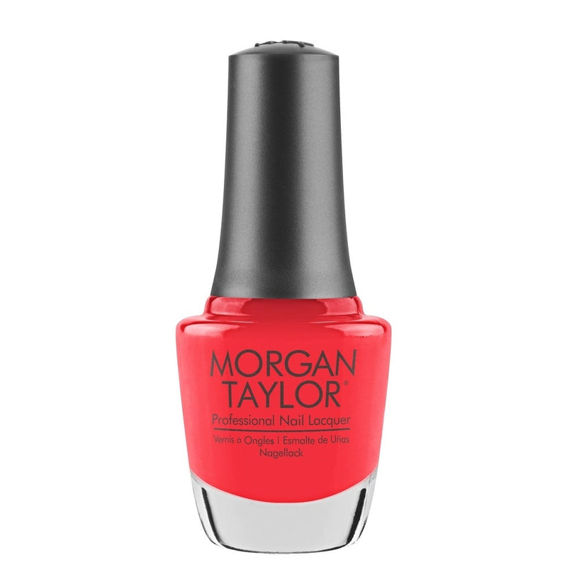 Morgan Taylor Nail Polish - Get Sporty With It