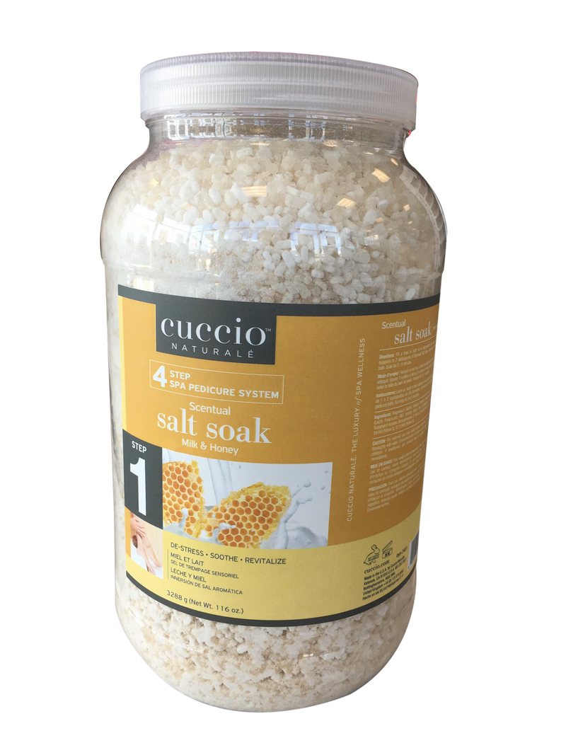 Cuccio Milk & Honey Sea Soak