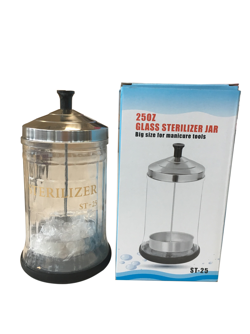 Glass Sterilizer Jar 21oz / 25oz