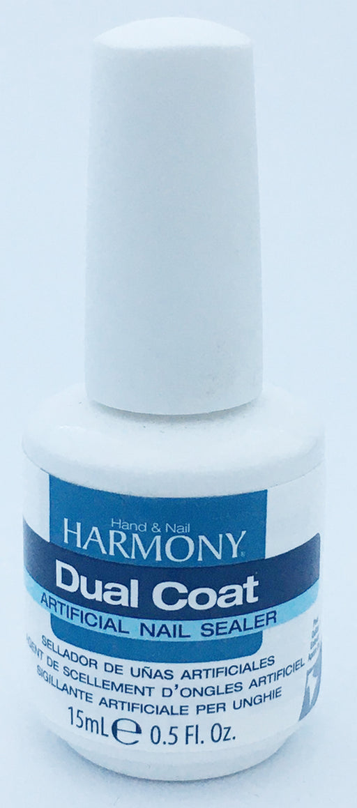 Harmony Nail Dual Coat - LED/UV Top Coat Gel
