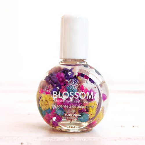 IND Blossom Scented Cuticle Oil 1 oz - Rose