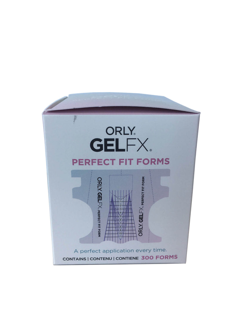 Orly GelFX Perfect Fit Forms