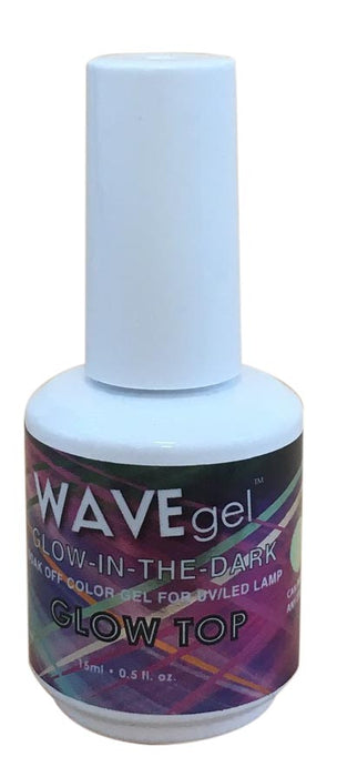 Wave Gel - Glow The Dark Top Coat