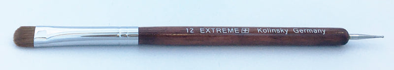 EXTREME+ French Brush  Red Wood