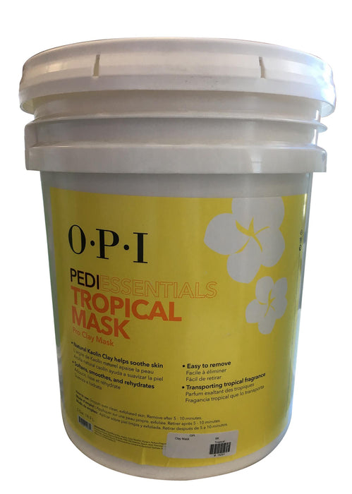 OPI Pedi Essentials Mask Bucket - Tropical
