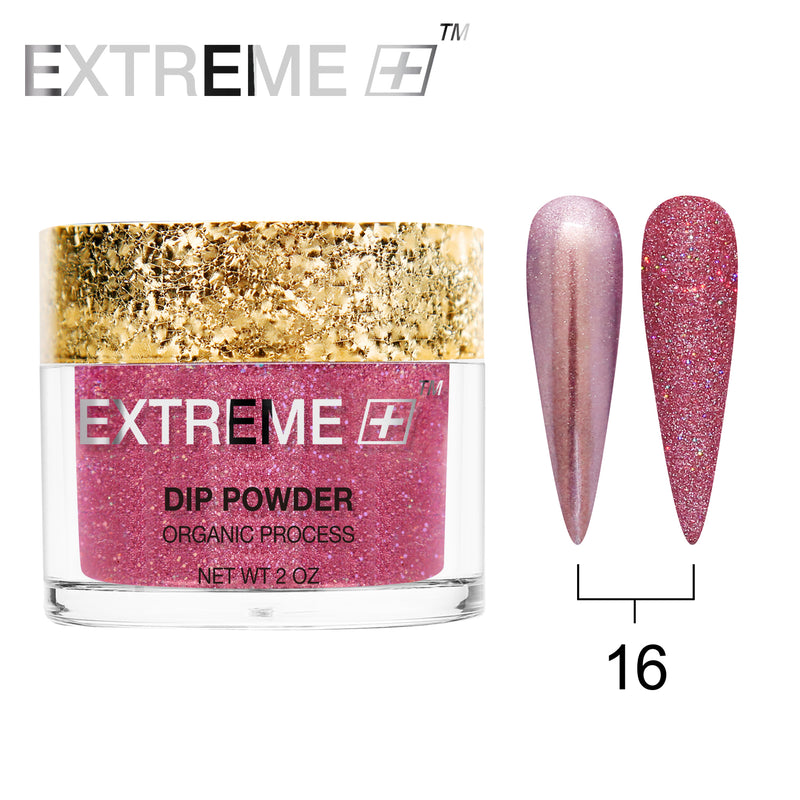 EXTREME+ HOLO CHROME DIP POWDER -