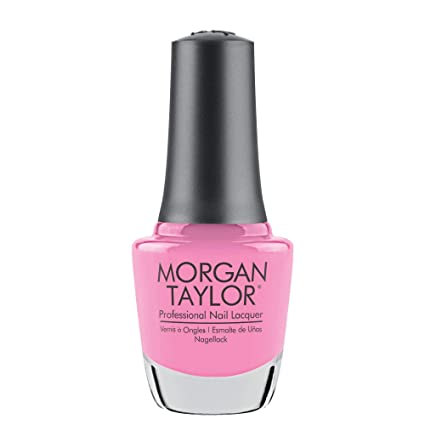 Morgan Taylor Nail Polish - Look At You, Pink-achu!
