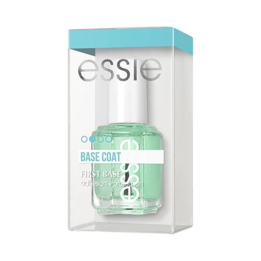 Essie First Base Coat Green