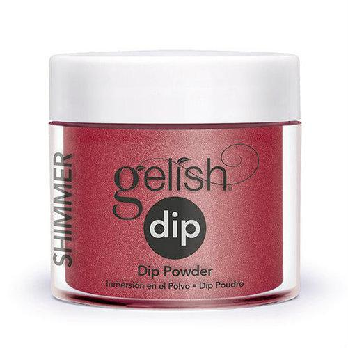 Gelish Dip Powder 189 - Ruby Two-Shoes