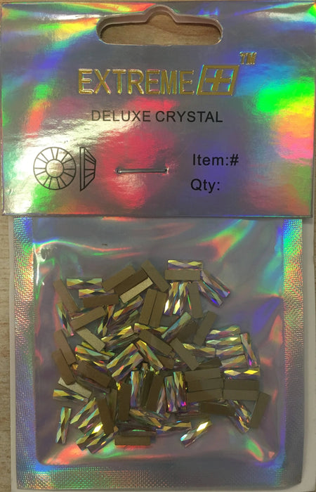 Extreme+ Flat Bottom Deluxe Crystal # 03