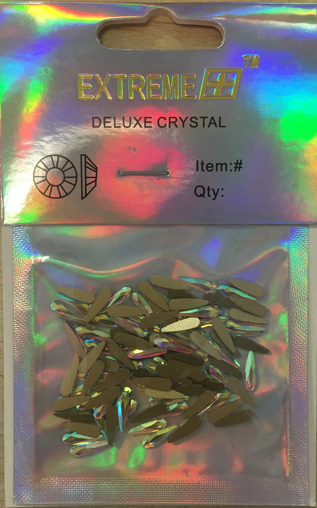 Extreme+ Flat Bottom Deluxe Crystal # 06