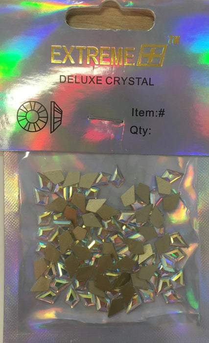 Extreme+ Flat Bottom Deluxe Crystal # 13