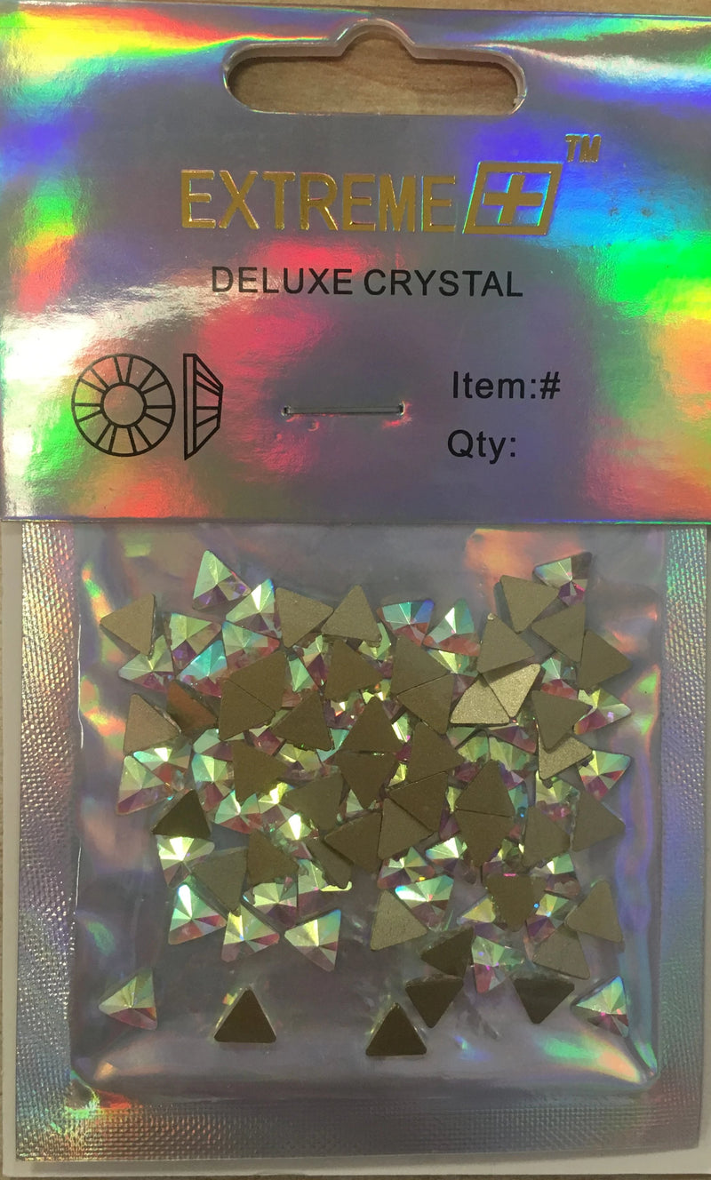 EXTREME+ Flat Bottom Deluxe Crystal