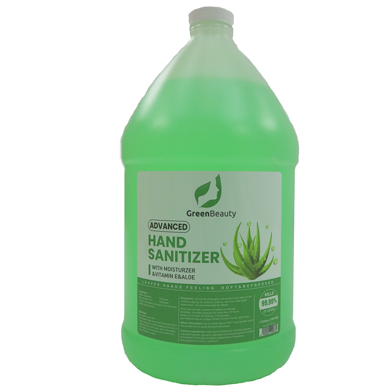 Green Beauty Hand Sanitizer Gel -FDA Approved ***HOT SELL***
