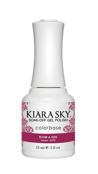 Kiara Sky Gel Polish - G575 Blow A Kiss