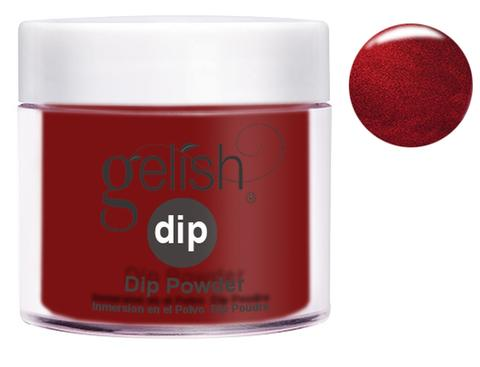 Gelish Dip Powder 201 - What's Your Poinsettia?